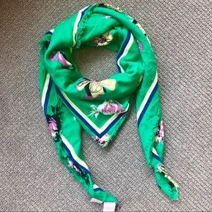 Floral Scarf (think it is J.Crew / factory)